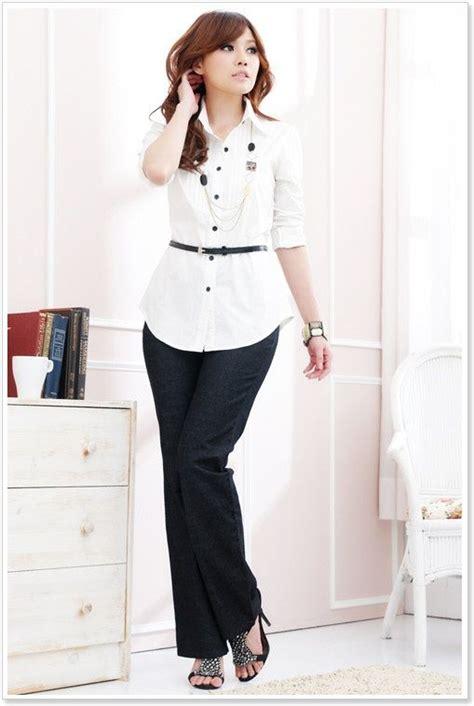 office fashion ladies pinterest korean office lady blouse office fashion clothing korean