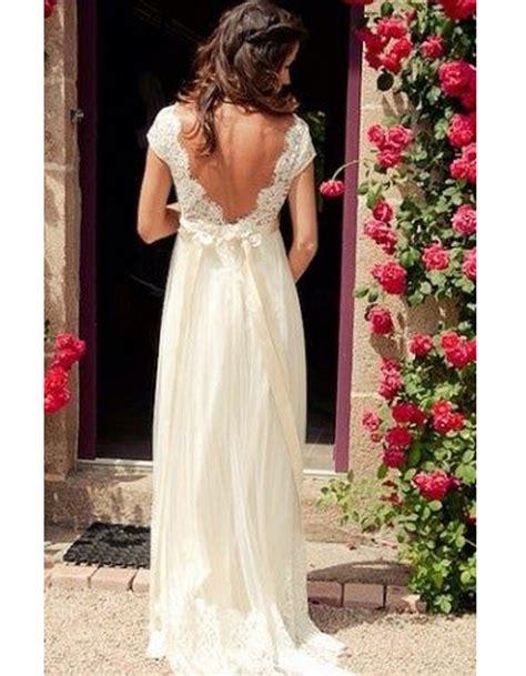 Robe De Mariée Simple Dentelle Dos - robe de mari 233 e dentelle vintage 30 robes de mari 233 e en