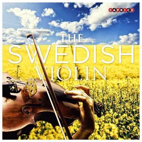 Swedish Records The Swedish Violin Caprice Records