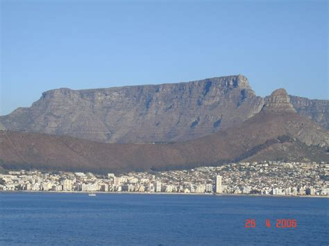 table top mountain panoramio photo of table top mountain cape town