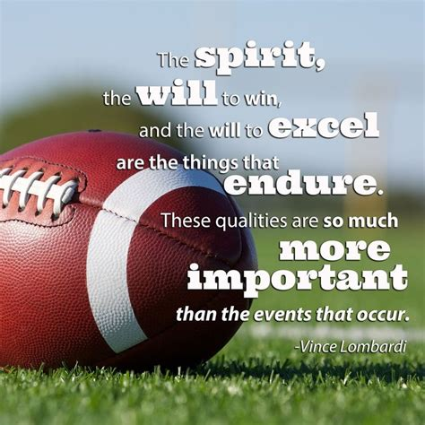 Football Quotes 40 Inspirational And Motivational Football Quotes