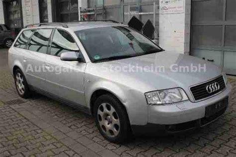 Audi Sportsitze by Audi A6 Avant 2 4 Recaro Sportsitze Tolle Angebote In Audi