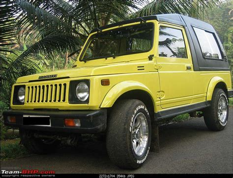 jeep gypsy gypsy unlimited by jeepcaptain page 3 team bhp