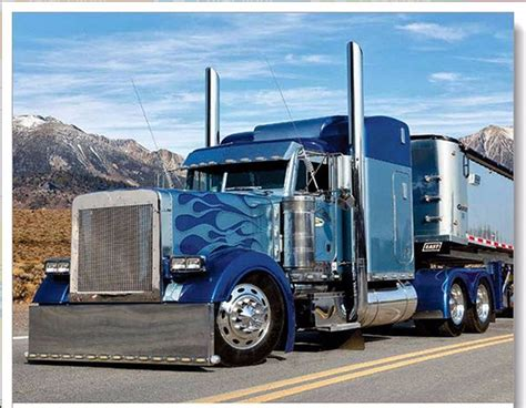 kenworth calendar 2017 903 best peterbilt 379 379exhd images on pinterest
