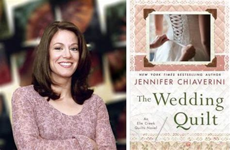 The Wedding Quilt By Chiaverini by Chiaverini Discusses The Wedding Quilt Rainy Day Books