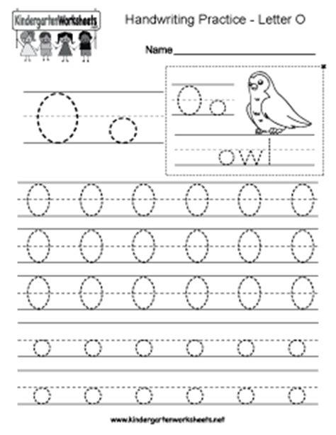 letter o worksheets free kindergarten writing worksheets learning to write 1376