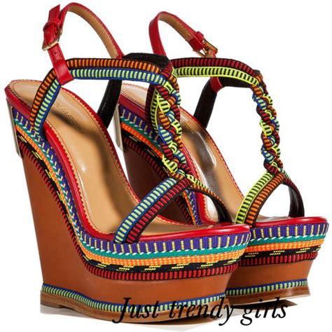 colorful wedge sandals colorful wedge sandals n shoes