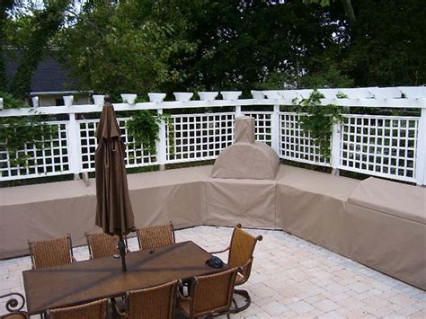new age outdoor kitchen custom fabricated outdoor kitchen covers