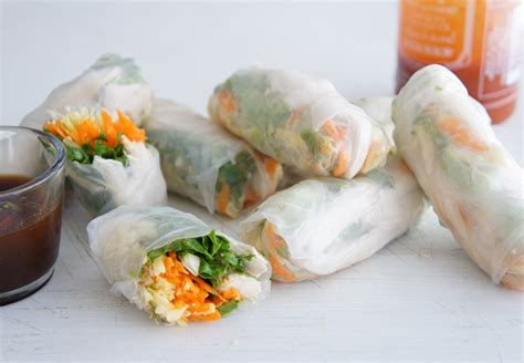 How To Make Rolls With Rice Paper - how to make rice paper rolls best recipes