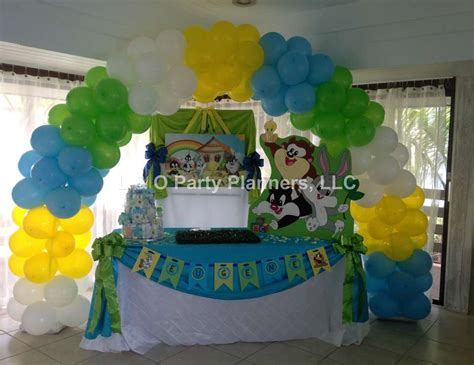 Baby Looney Tunes Baby Shower Supplies baby looney tunes baby shower quot baby looney tunes baby