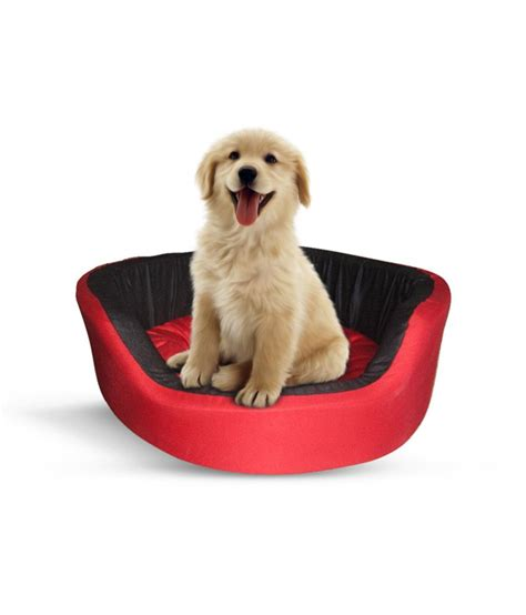 pet rs for beds crebril small red pet bed buy crebril small red pet bed