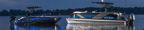 used fishing pontoon boats for sale michigan krupa s boat mart new and used pontoon fishing and