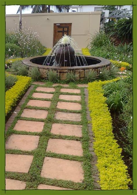 Landscaping Ideas Za Earth Landscapes Inspired Unique South Gardens