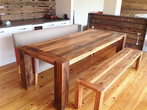 Wooden Kitchen Table With Bench by Rustic Kitchen Table White Fabric Stand On Rug Ideas Light