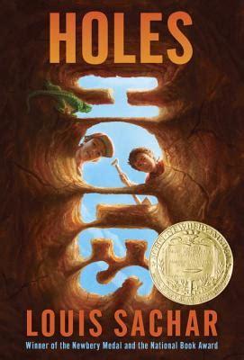 libro hoyos holes barco holes by louis sachar paperback booksamillion com books