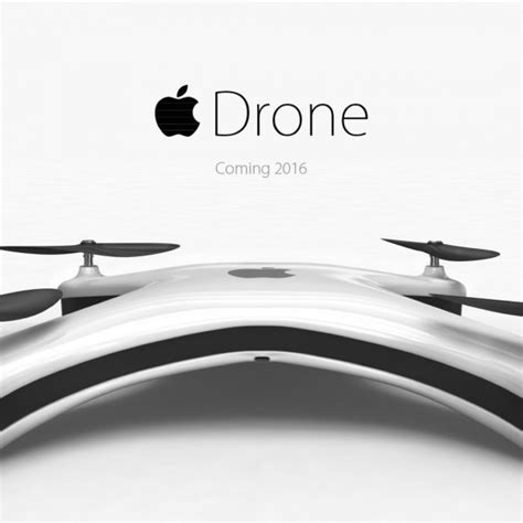 Drone Apple apple drone concept mighty things