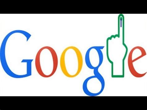 doodle for india 2014 results doodle for lok sabha elections 2014 results