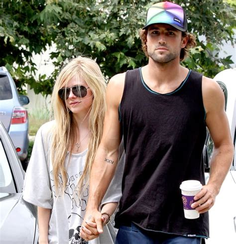 Avril Lavigne Brody Brody Jenner Engaged His Journey From Party Boy To Fiance