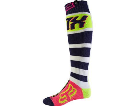 fox motocross socks fox fri falcon thick mx socks everything you need