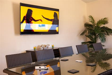 conference room technology office tour it solutions berlin nj kokua technologies