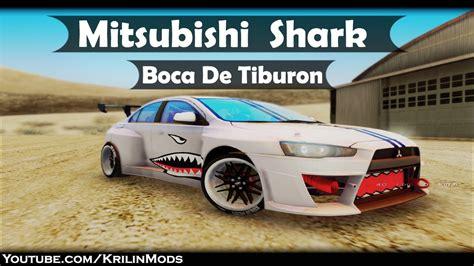 mitsubishi tiburon mitsubishi lancer shark autos post