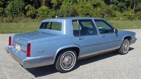 cadillac sedan 1987 cadillac sedan connors motorcar company