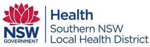 southern nsw local health district gt home