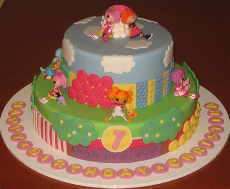 Lalaloopsy Cakes ? Decoration Ideas   Little Birthday Cakes