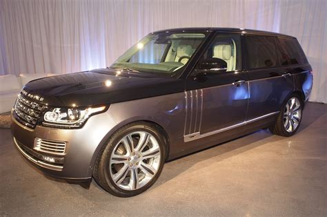 expensive range rover 2016 land rover range rover svautobiography motor trend wot