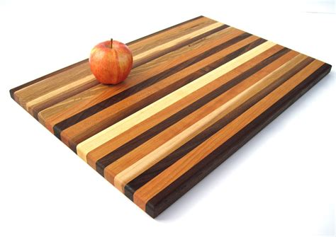 Handmade Wood Cutting Boards - handmade wood cutting board grand and convinient by