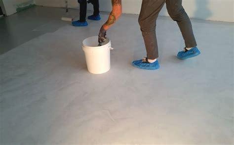 Boden Für Badezimmer by Idee Betonoptik Fu 223 Boden