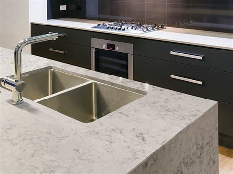 Helix Quartz Countertops by Silestone Helix Quartz Kitchen Countertops Design Ideas