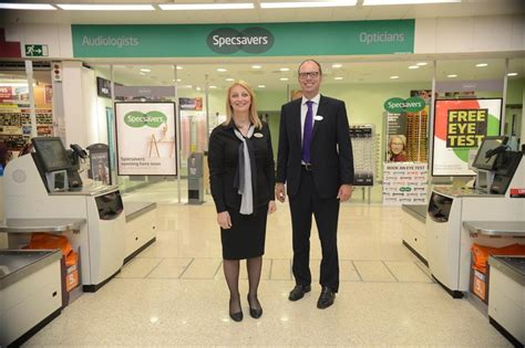 specsavers  sainsburys strike  store practices deal