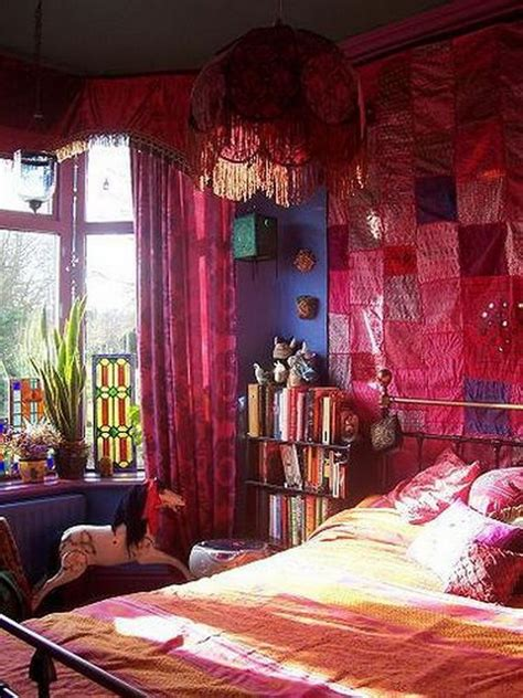 gypsy decor bedroom 10 beautiful bohemian bedroom ideas noted list