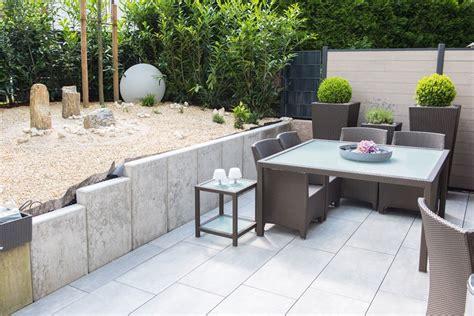 terrasse gestalten terrasse puristisch gestalten so richten sie moderne
