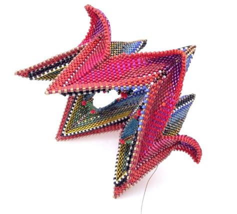 kate mckinnon beading 1000 images about contemporary geometric beadwork on