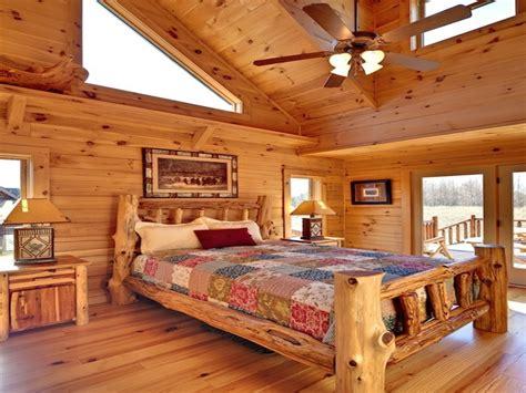 log cabin style bedroom log cabin interior design bedroom small log cabin