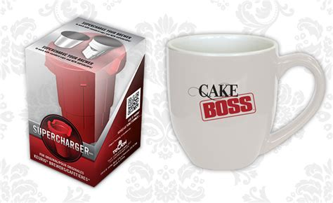 $39 for a Cake Boss Supercharger Package from Coffee Marvel (an $89 Value)   WagJag.com