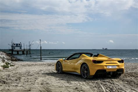 ferrari 488 wallpaper ferrari 488 spider wallpapers images photos pictures