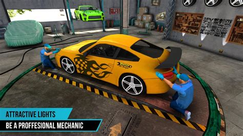 Sprei 3d Cars car mechanic simulator 3d android apps on play