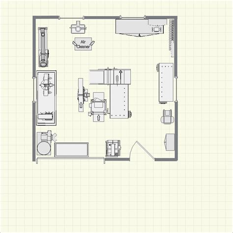 small woodworking shop floor plans the best of a small shop finewoodworking
