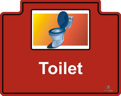 toilet bathroom signs for home july 2016 news eyewaysigns blog