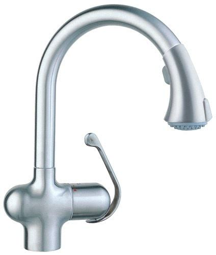 buy grohe 32298sd0 ladylux3 main sink dual spray pull down kitchen sinks and faucets grohe 33755sd0 ladylux cafe