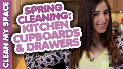 spring cleaning archives clean my space cleaning kitchen cupboards drawers spring cleaning