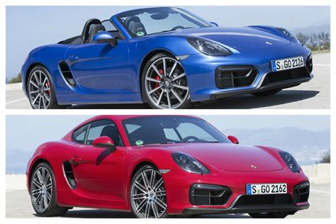 porsche boxster 2016 red 2016 porsche boxster and cayman to be renamed 718
