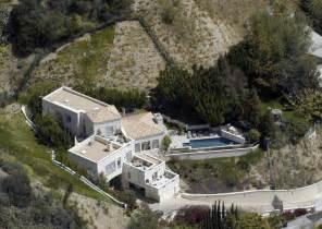 Famous Hollywood Homes celebrity homes zimbio