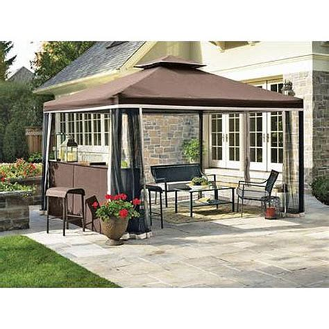 backyard gazebos home depot gazebos at home depot 57 home depot canopy ust 10 ft x 20