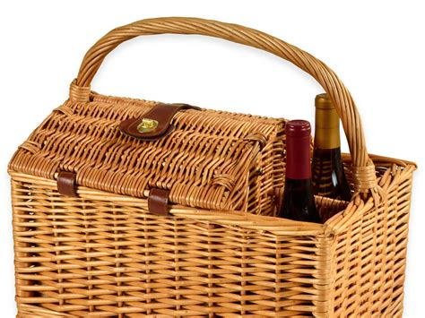 bed bath and beyond baskets pretty picnic basket set ideas that will upgrade your next