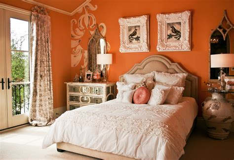 orange bedroom 24 orange bedroom designs decorating ideas design
