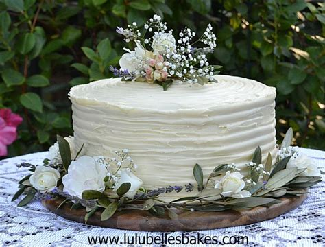 Single Layer Baby Shower Cakes by Best 20 Single Layer Cakes Ideas On Floral